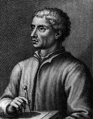 L B Alberti | Pre-Industrial Revolution Inventors and Inventions
