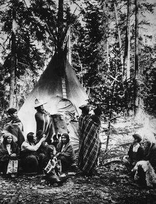 Christmas Outdoors | Native American Civilizations | U.S. History