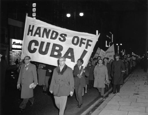 Cuba March | The Cold War | The 20th Century Since 1945: Postwar Politics
