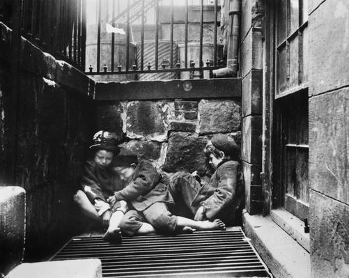 Warm Friends | U.S. Immigration | 1840's to present | U.S. History
