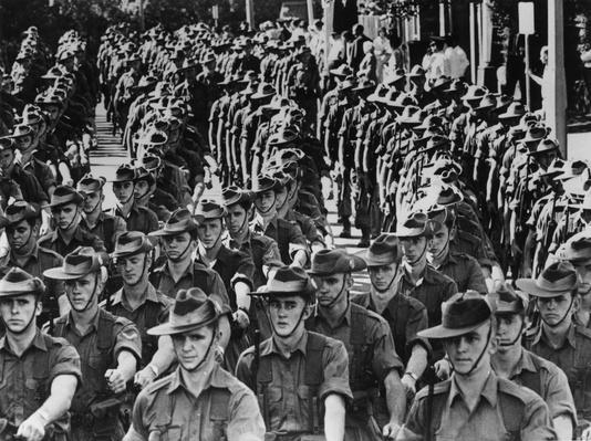 Australian Soldiers | Vietnam War