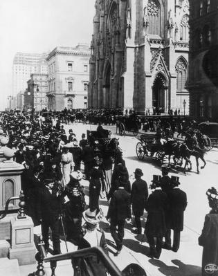 Fifth Avenue | The Gilded Age (1870-1910) | U.S. History