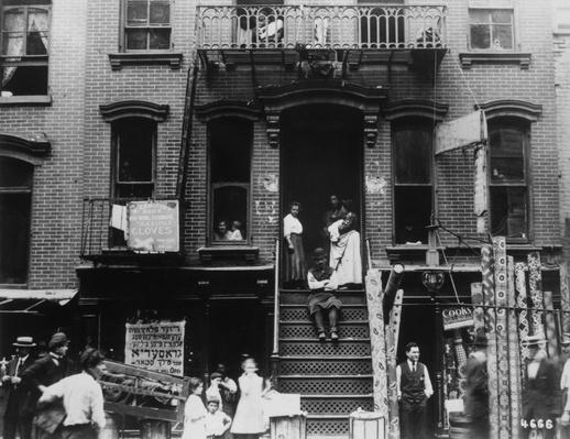 Tenement Tenants | U.S. Immigration | 1840's to present | U.S. History