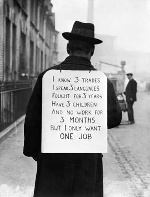 One Man Demo | The Great Depression | U.S. History