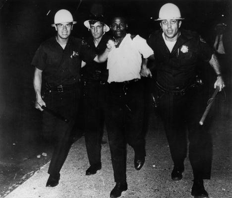 Arresting A Rioter | Civility & Brutality | The 20th Century Since 1945: Civil Rights & the New Millennium