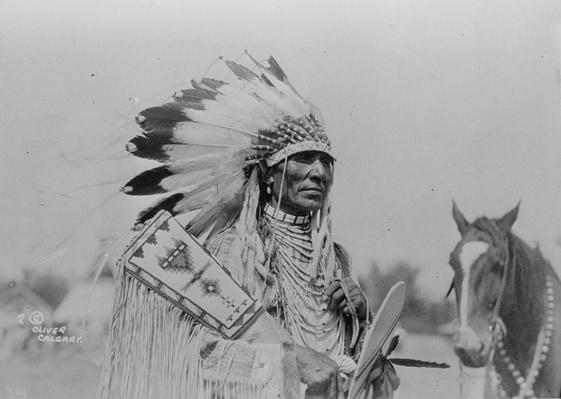Stony Indian | Native American Civilizations | U.S. History