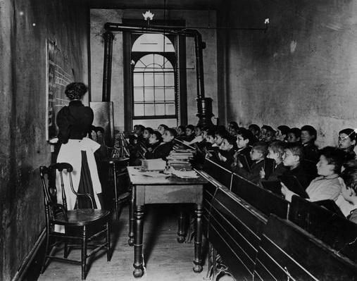 Education For All | U.S. Immigration | 1840's to present | U.S. History