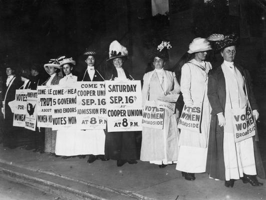 Suffrage Speech | Women's Suffrage | U.S. History