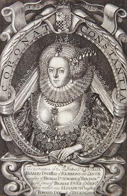 Frances, Duchess of Richmond