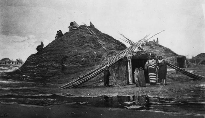 Pawnee Home | Native American Civilizations | U.S. History