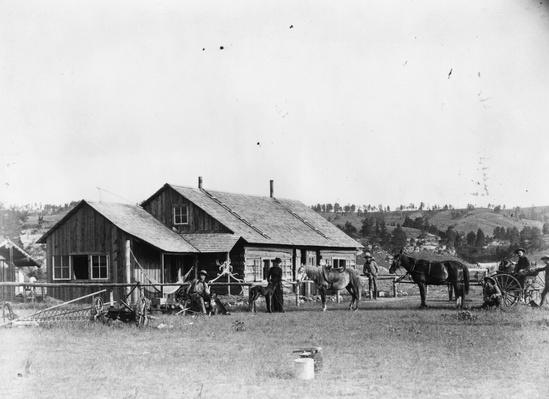 At Home On The Range | The Wild West is Tamed (1870-1910) | U.S. History