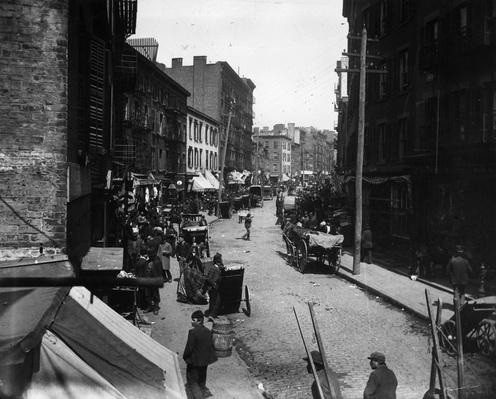 Mulberry Bend | The Gilded Age (1870-1910) | U.S. History