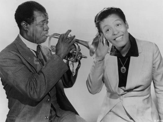 Satchmo & Billie | African-American History