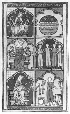 'La Somme le Roi', by Lambert le Petit, 1311