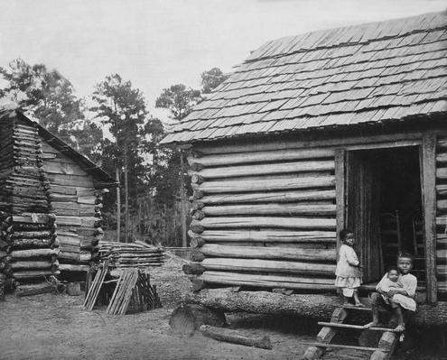 Log Huts | African-American History