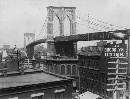 Brooklyn Bridge | The Gilded Age (1870-1910) | U.S. History
