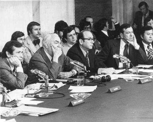 Watergate Hearing | Watergate
