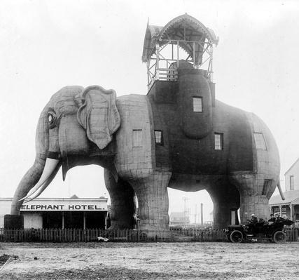 Elephant Hotel | The Gilded Age (1870-1910) | U.S. History