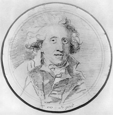 Portrait presumed to be Jean-Honore Fragonard