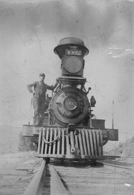 Cowcatcher | Evolution of the Railroad (Engine)