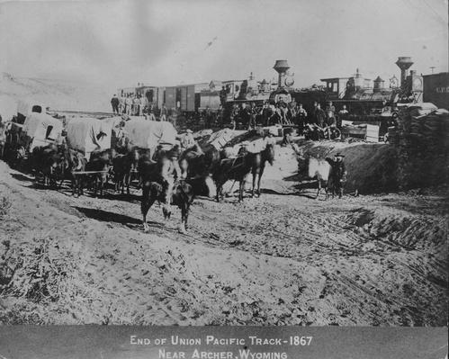 End Of The Line | The Wild West is Tamed (1870-1910) | U.S. History