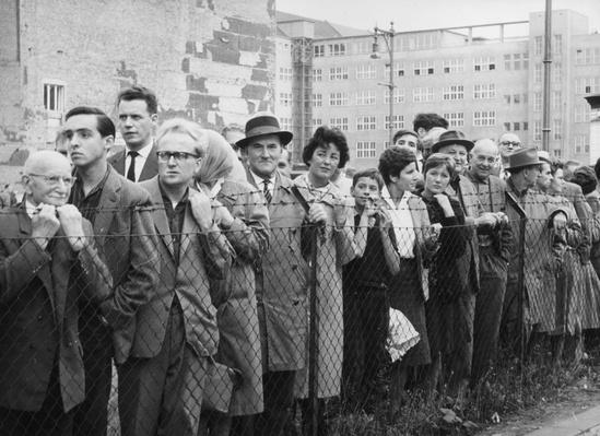 Here They Come | Berlin Wall | The 20th Century Since 1945: Postwar Politics