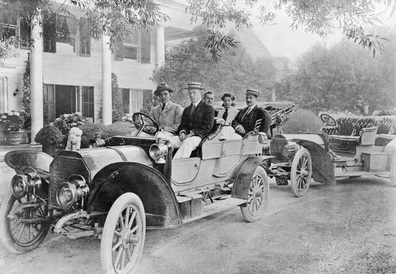 Touring Car | The Gilded Age (1870-1910) | U.S. History