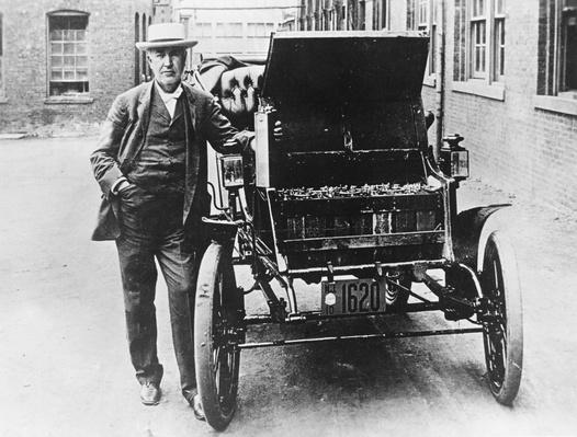 Electric Car | The Gilded Age (1870-1910) | U.S. History