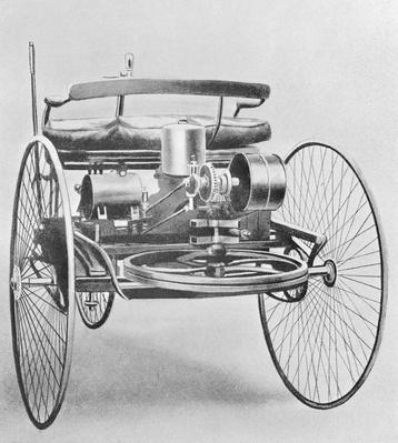 Benz Car | Evolution of the Automobile
