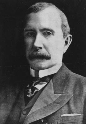 John D Rockefeller | Industrial Revolution