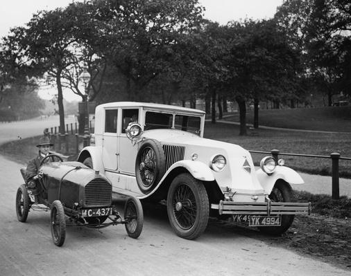 Car Rivals | Evolution of the Automobile