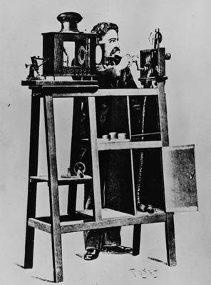 Early Projector | Industrial Revolution