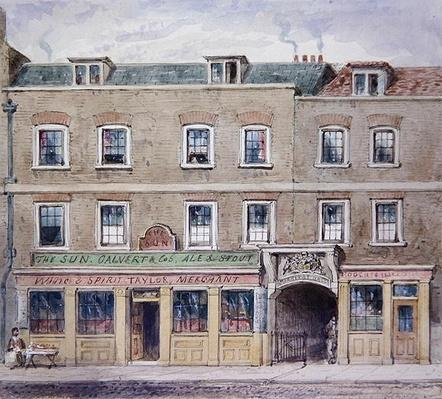 Curriers' Hall, 1850
