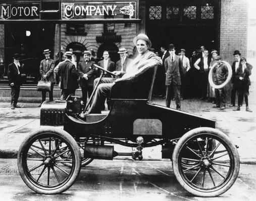 Early Ford | The Gilded Age (1870-1910) | U.S. History