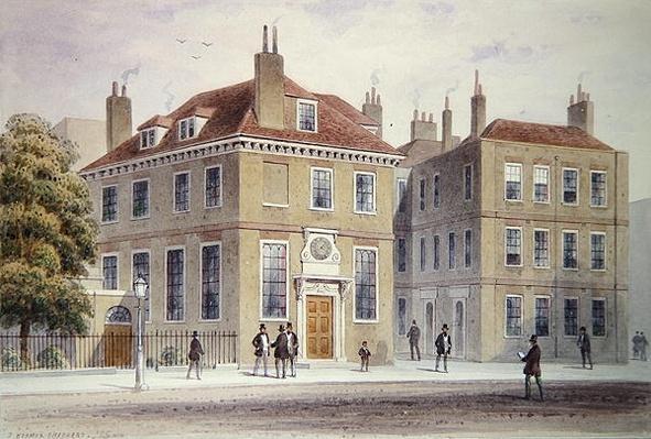 New Inn, 1850