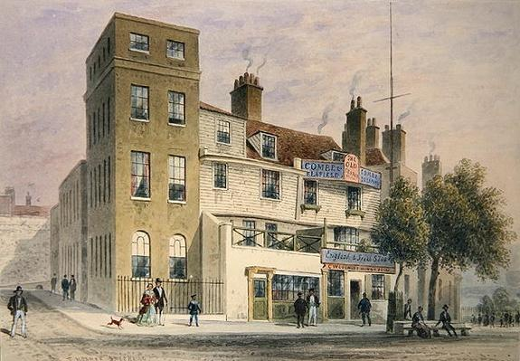 The Old George on Tower Hill