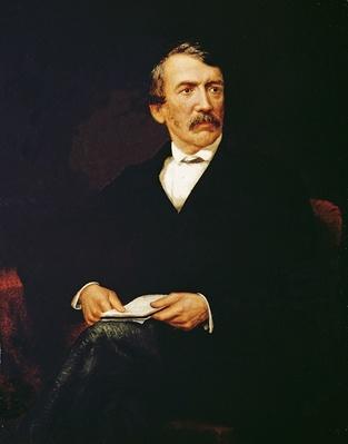 Portrait of Livingstone