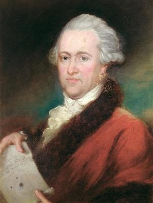Portrait of Sir William Herschel