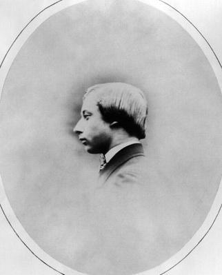 Edward VII, 1860