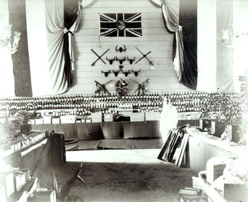 Trinidad and Tobago Exhibition, 1890