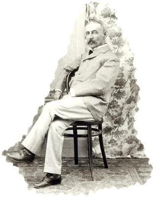 Governor of Trinidad, c.1891