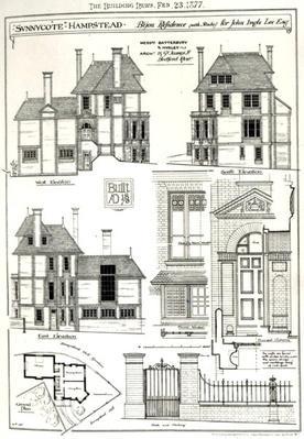 Bijou Residence Sunnycote, Hampstead,