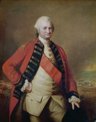 Portrait of Robert Clive