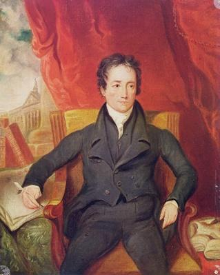 Portrait of Charles Lamb