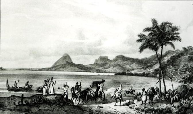 Lagoa Das Tretas