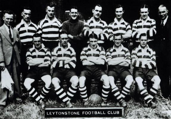 Leytonstone Football Club, c.1935