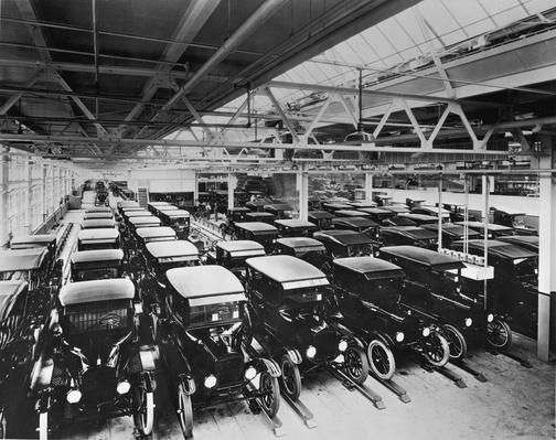 Tin Lizzy Factory | Evolution of the Automobile