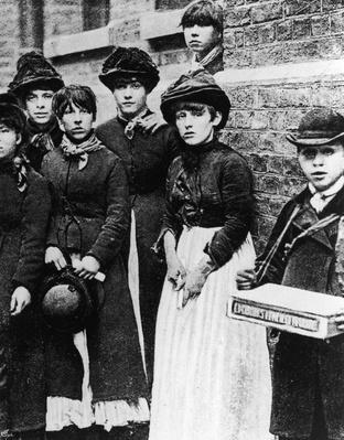 Match Girls | Industrial Revolution