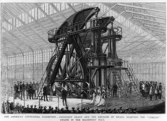 Corliss Power | Industrial Revolution