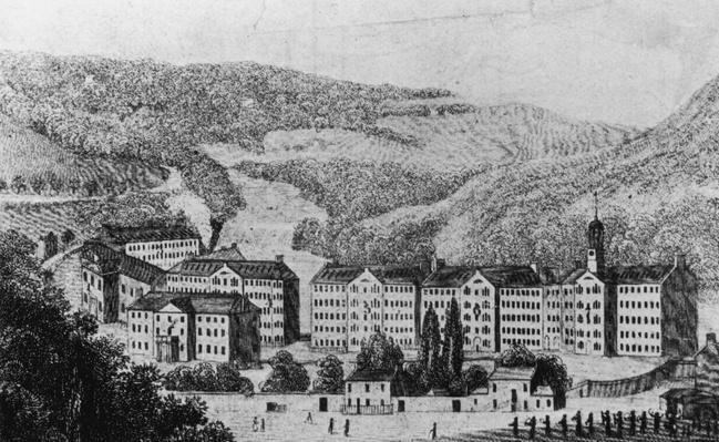 New Lanark | Industrial Revolution